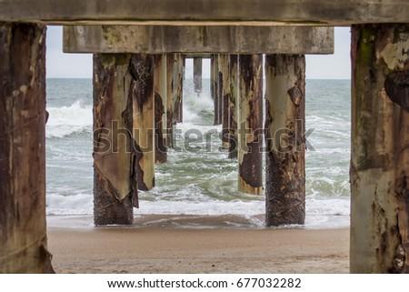 Under the Pier #677032282