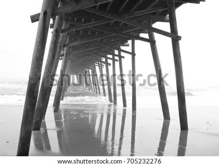 Under the Pier #705232276