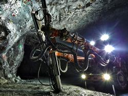 Underground Jumbo Drill Equipment
