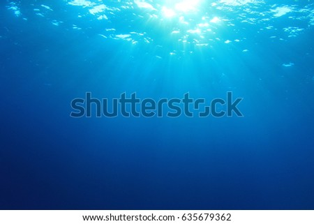 Underwater background #635679362