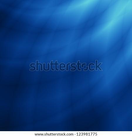 Underwater blue texture abstract background