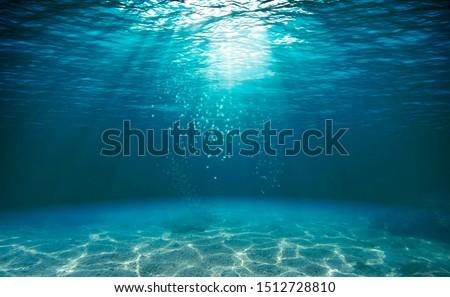 underwater sea deeb sea deep blue sea