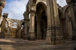 Unesco world heritage kamani masjid also called as kamani mosque, Champaner, Gujarat