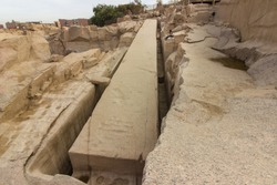 Unfinished Obelisk, Aswan - Egypt