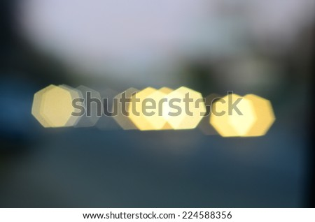 unfocused abstract outdoor background