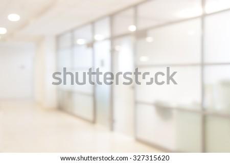 unfocused office place, blur background