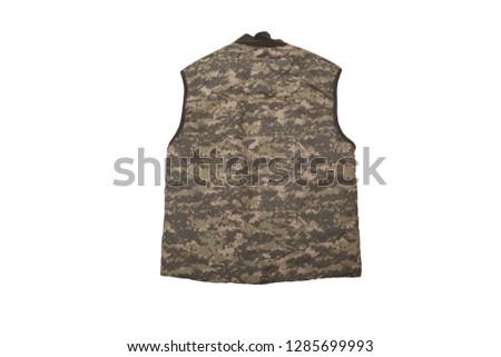 uniform, working uniform, overalls, for the catalog