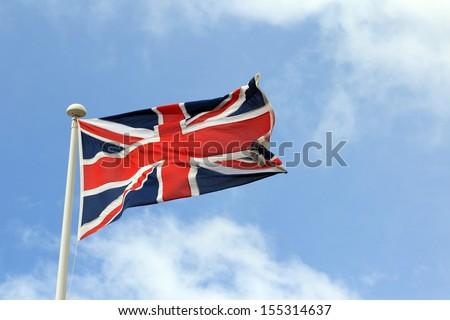 Union Jack Flag  #155314637