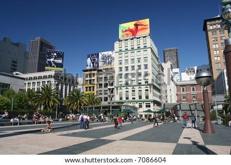 Union Square San Francisco