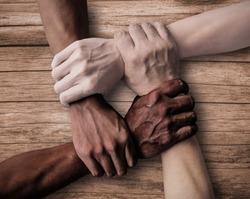 Union Teamwork. Inclusiveness. Inclusive Company - Inclusive Society