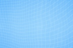 unique abstract background, overlay fine mesh pattern, tinting maya blue