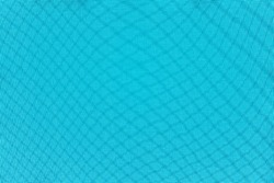 unique abstract background, overlay fine mesh pattern, toning turkish blue