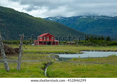 unique buildings in alaska