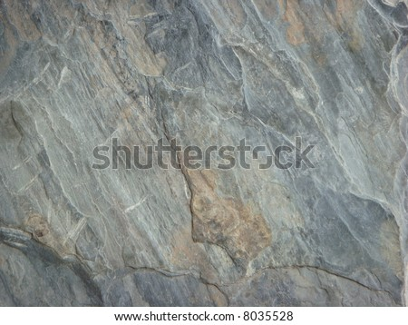 Unique stone surface