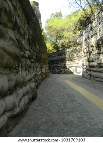 unique wall designs and stones carving  #1031709103