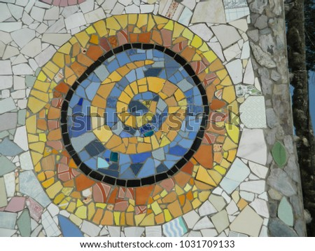 unique wall designs and stones carving  #1031709133