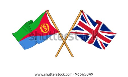 United Kingdom and Eritrea alliance and friendship