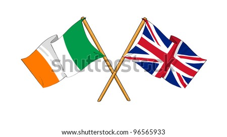 United Kingdom and Republic of Ireland alliance and friendship