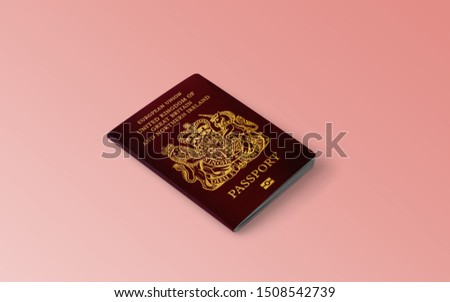 United Kingdom passport,British passport enables the bearer to travel worldwide and serves as proof of citizenship