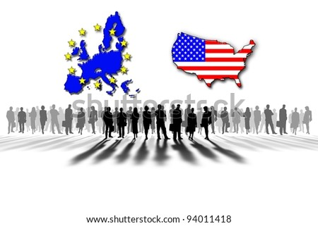 United States and the European Union relations