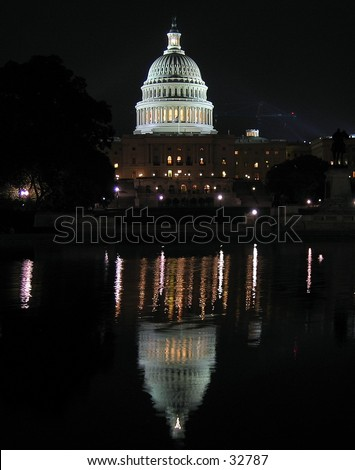 United States Capitol in Washington, D.C.