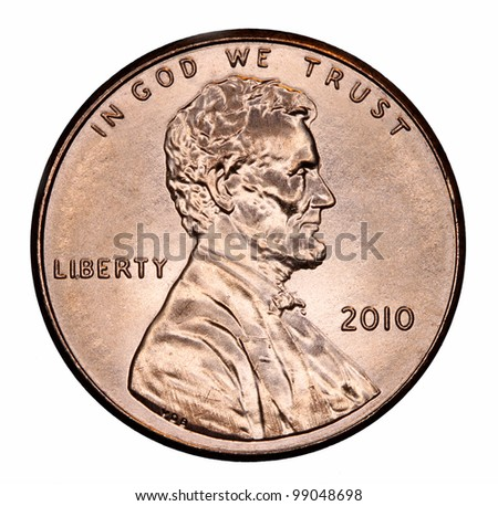 United States Lincoln Penny