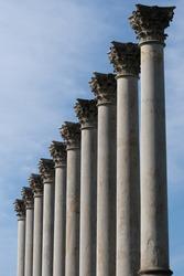 United States National Arboretum National Capitol Columns