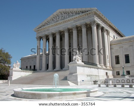 United States Supreme Court in Washington, DC.