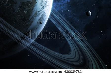 Universe Scene
