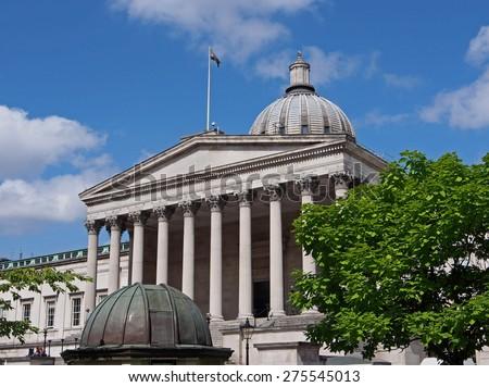 University College, London ストックフォト ©