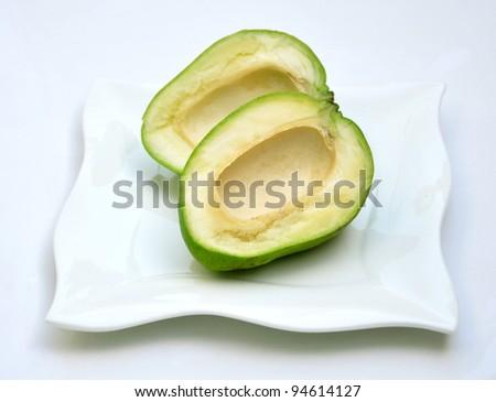 Unripe Mango Pieces im-10
