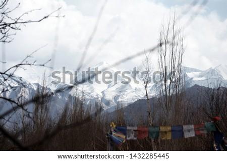Untitled Mountains in Ladakh, India #1432285445