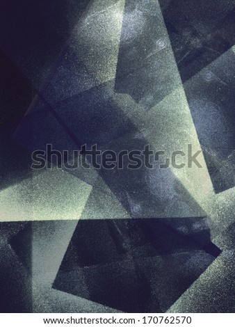 unusual abstract background parallel world, handmade work