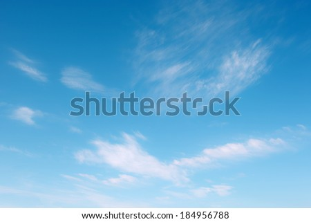 Unusual abstract background sky - Shutterstock ID 184956788