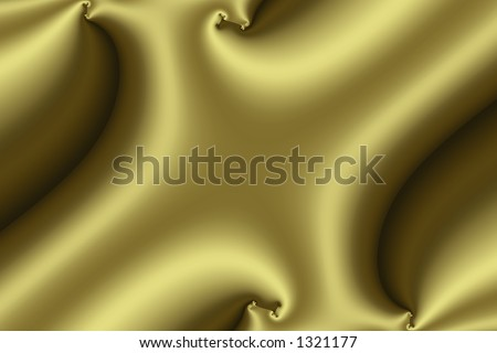 Unusual fractal pattern