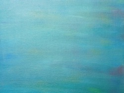 Unusual mother-of-pearl background created on canvas with art oil paints