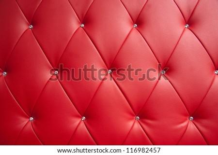 upholstery leather pattern background/luxury - stock photo