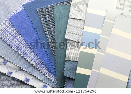 upholstery texture color samples