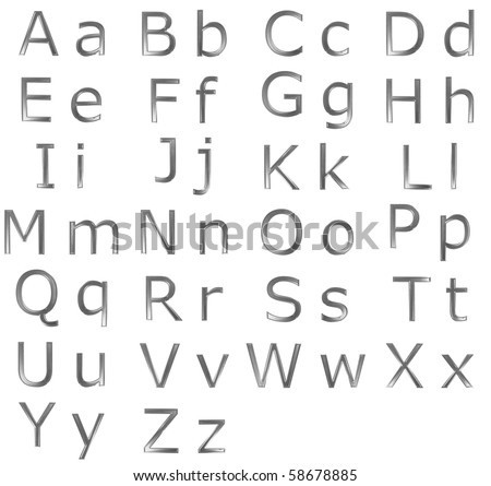 Upper Case Alphabet Letters Upper And Lower Case Alphabet