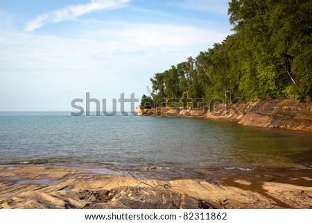 Upper Peninsula (Pictured Rock National Lake Shore) - Michigan, USA