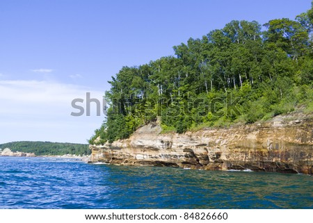 Upper Peninsula (Pictured Rocks) - Michigan, USA
