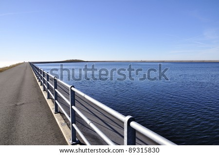 upper reservoir of Pumped-storage hydroelectricity