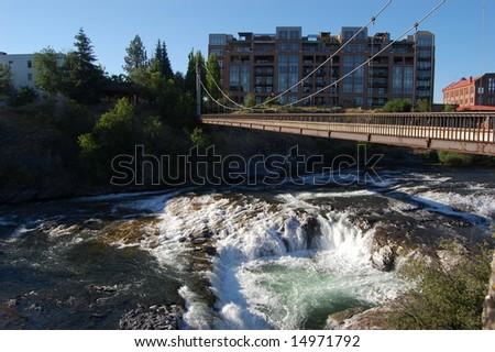 Upper Spokane Falls