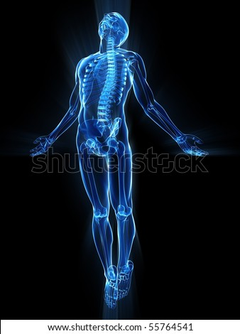 uprising body - stock photo