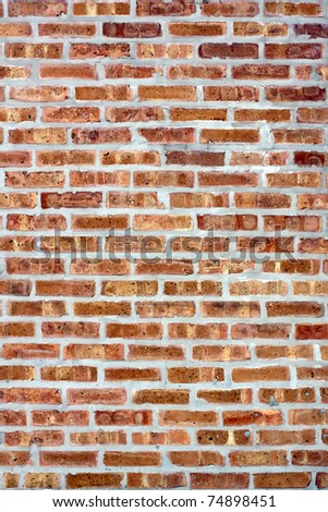 Urban Background (Red Brick Wall Texture)
