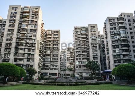 Urban Building Complex #346977242
