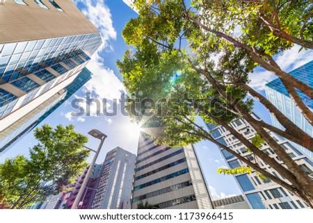 Urban building group #1173966415