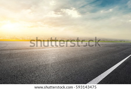 Urban landscape road #593143475