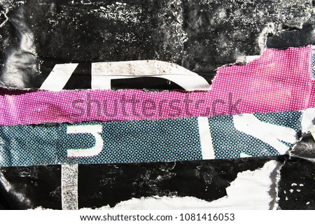 urban paper grunge texture background