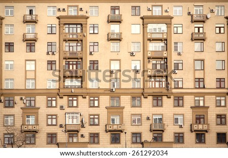 free photos urban residential building front view close up avopix com